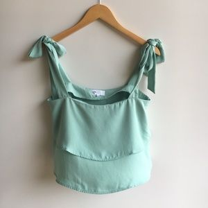 NWOT By the way Helen tie strap loose top REVOLVE